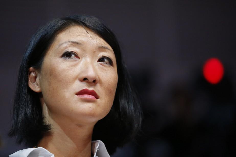 La ministre française de la Culture, Fleur Pellerin,... (Photo Stephane Mahe, archives Reuters)