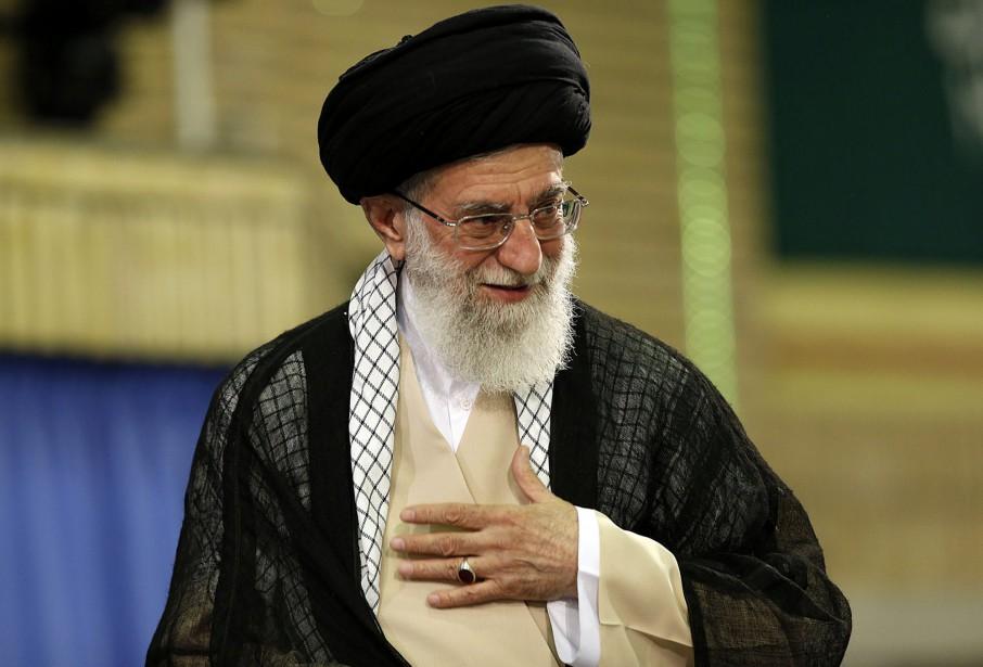 L'ayatollah Ali Khamenei... (Photo AFP)