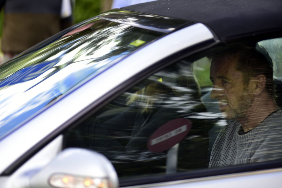 Phil Rudd... (Photo GEORGE NOVAK, AFP)