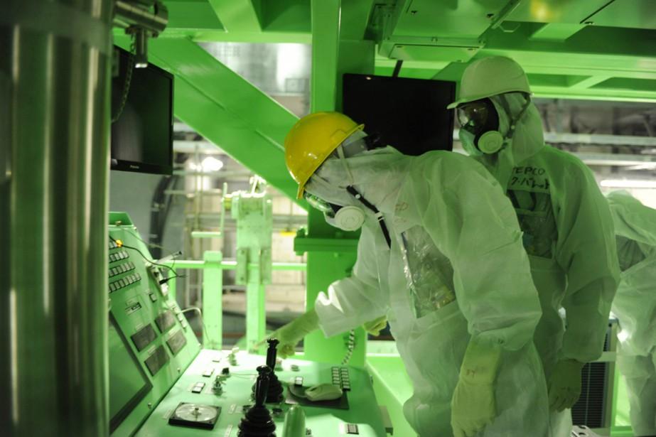 Tous les réacteurs du Japon (48 sans compter... (PHOTO ARCHIVES REUTERS/TEPCO)