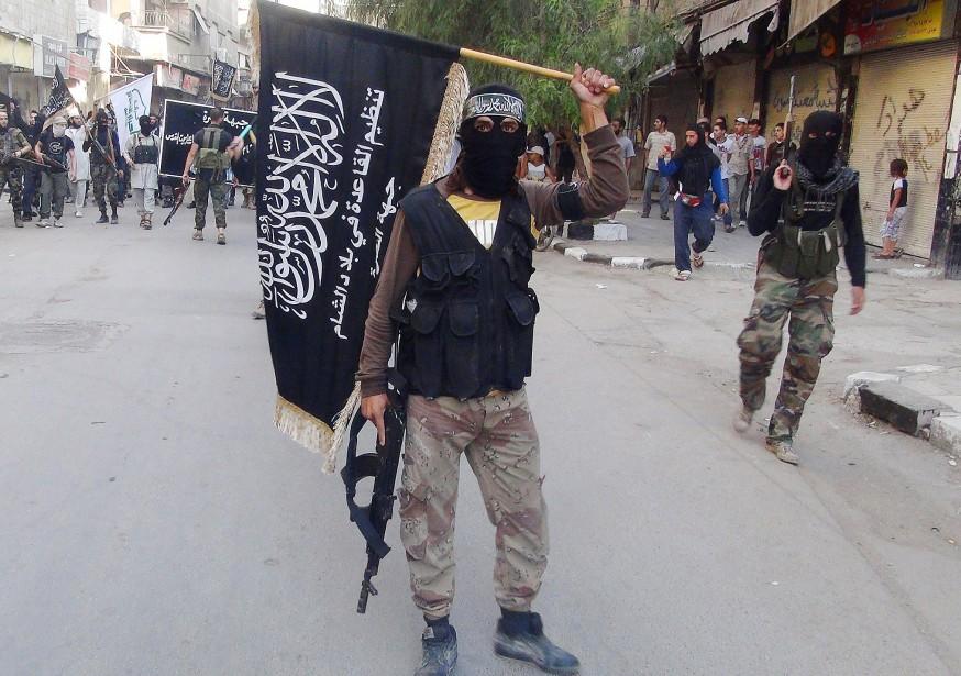 Jusqu'en juillet, Al-Nosra et les rebelles modérés et... (PHOTO RAMI AL-SAYED, ARCHIVES AFP)