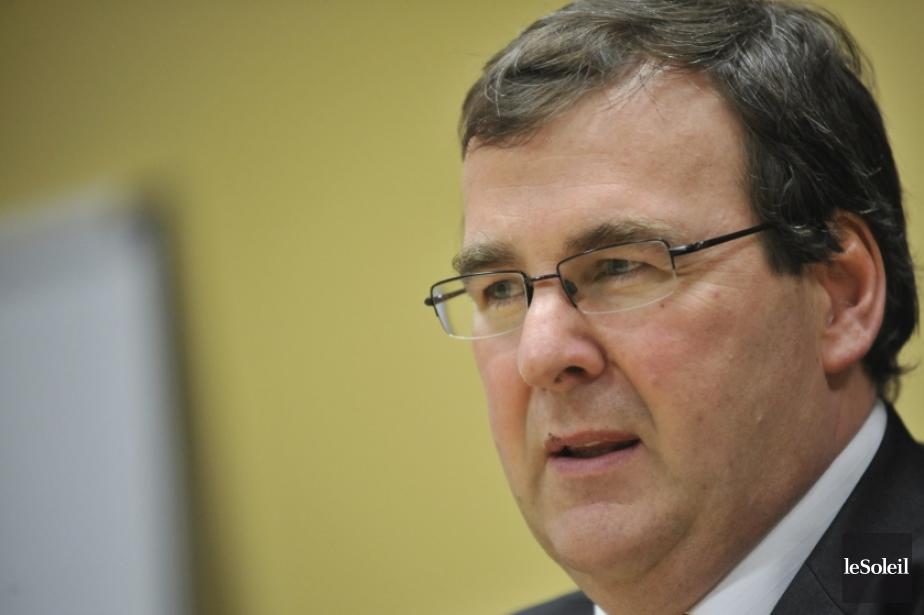 Le ministre de l'Emploi, François Blais, a invoqué... (Photothèque Le Soleil)