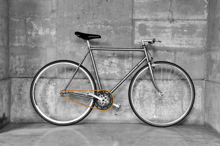 Loin de l'anonymat des bicyclettes en libre-service, le... (Photo Digital/Thinkstock)
