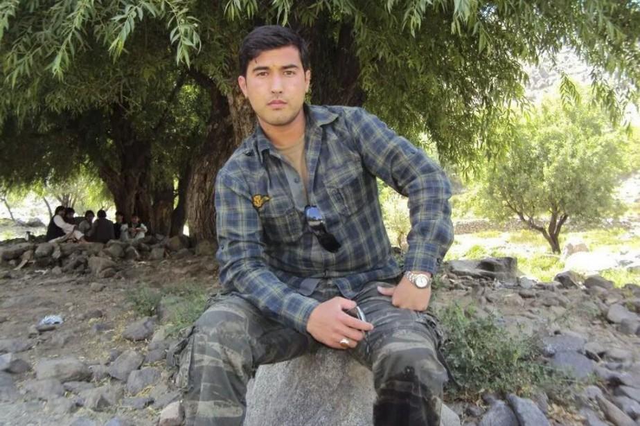 Photo du capitaine Mohammad Nasir Askarzada fournie par... (Photo Razmeen Joya, Archives AP)