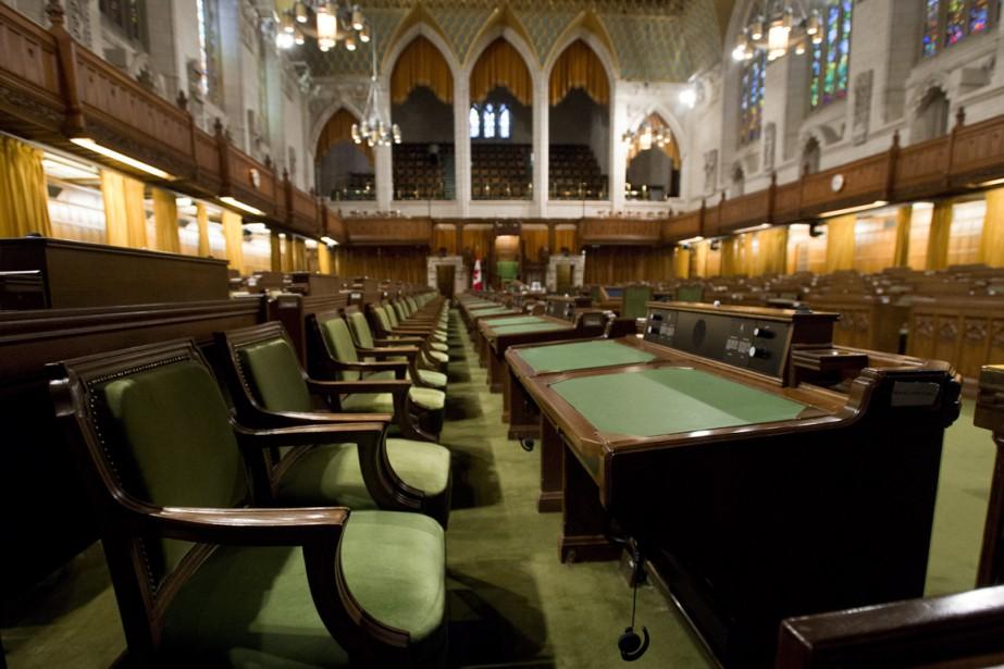 Le Bureau de régie interne, un comité parlementaire... (Photo La Presse Canadienne)