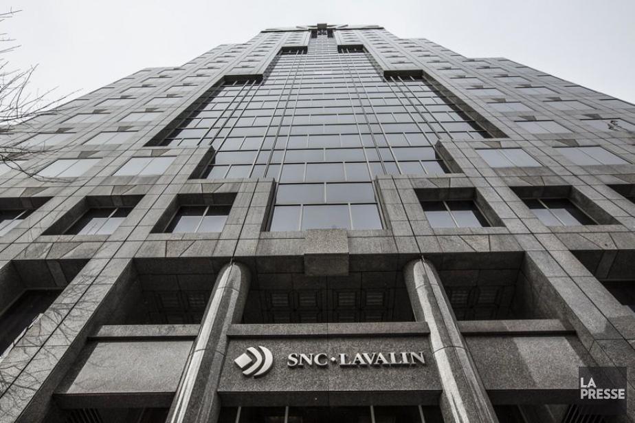Le siège social de SNC-Lavallin à Montréal.... (PHOTO OLIVIER PONTBRIAND, LA PRESSE)