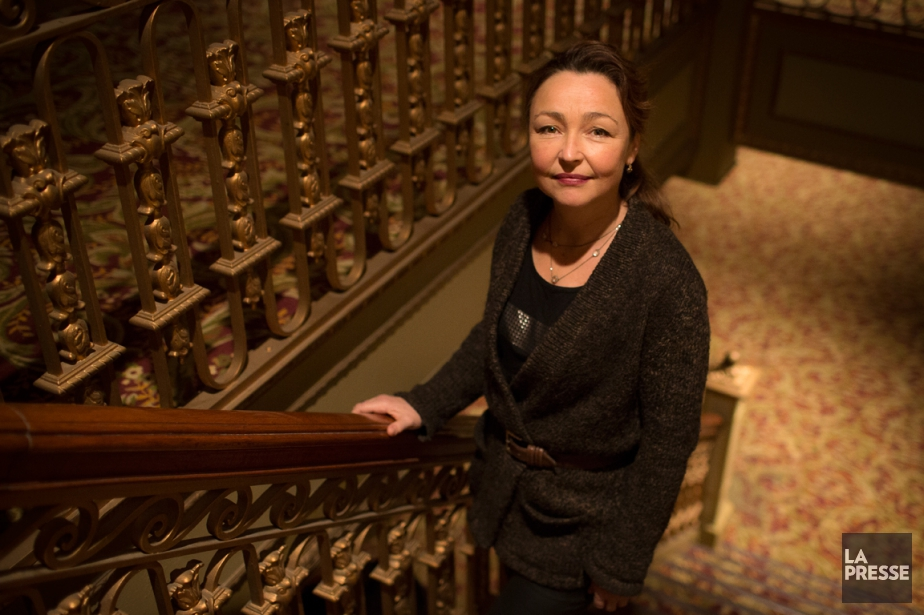 Catherine Frot... (PHOTO OLIVIER PONTBRIAND, ARCHIVES LA PRESSE)