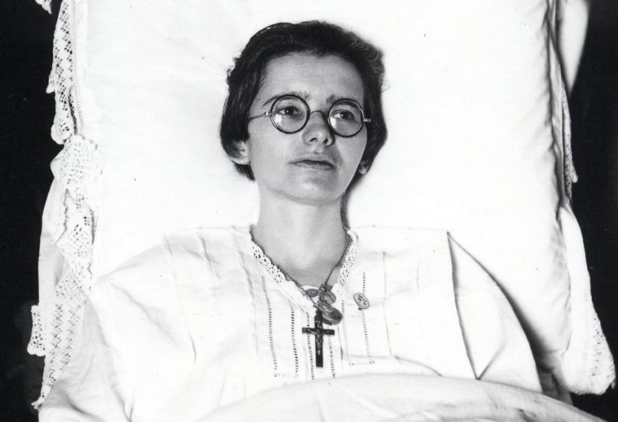 Marthe Robin... (Photo : Église catholique en France)