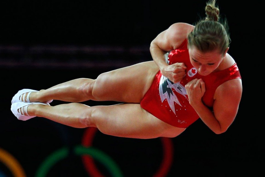 Rosie MacLennan... (PHOTO BRIAN SNYDER, ARCHIVES REUTERS)