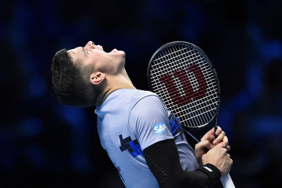 Milos Raonic... (Photo: Reuters)