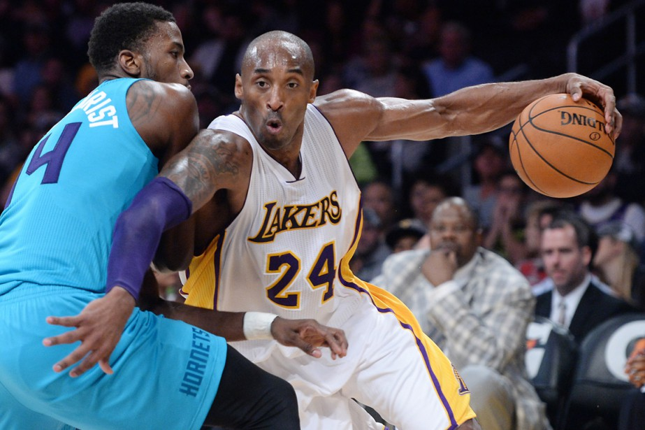 Kobe Bryant et les Lakers de Los Angeles... (Photo Jayne Kamin-Oncea, USA Today Sports)