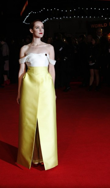 Jena Malone (Photo: Reuters)