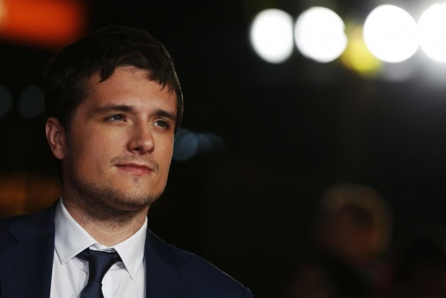 Josh Hutcherson (Photo: Reuters)