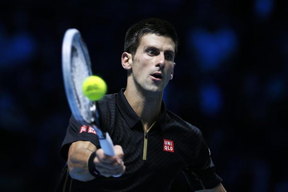 Novak Djokovic... (Photo: Reuters)