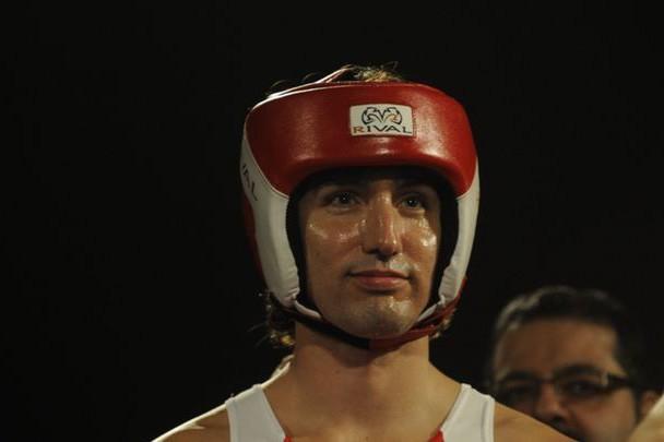 Justin Trudeau affichait une grande confiance dans le... (Photo: fournie par la production)