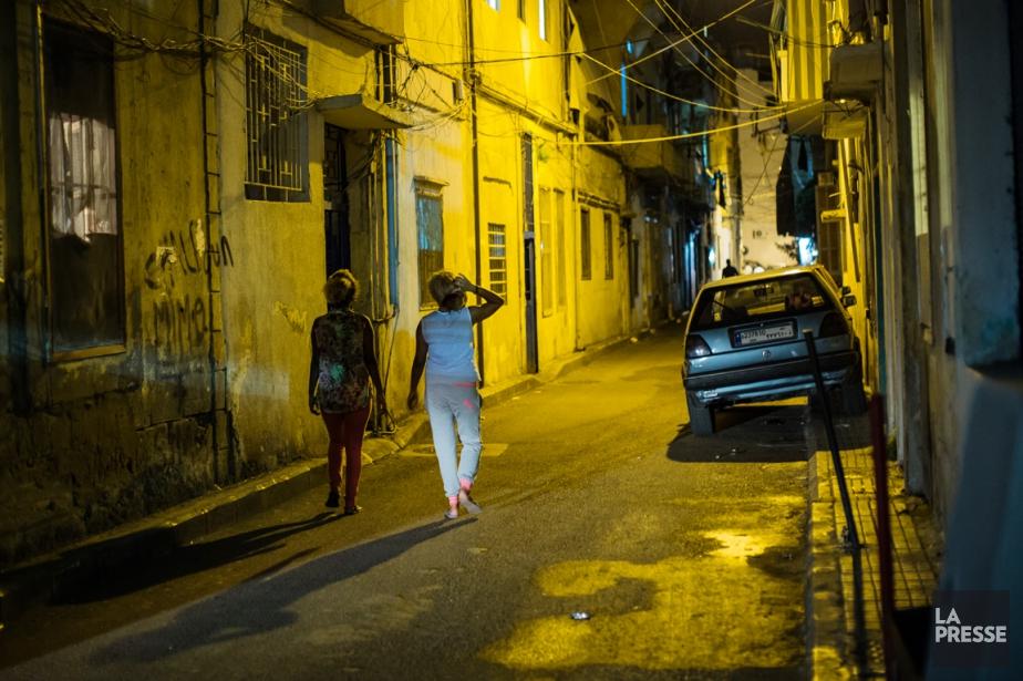 En trois ans, le Liban a accueilli 1,2... (PHOTO ÉDOUARD PLANTE-FRÉCHETTE, LA PRESSE)