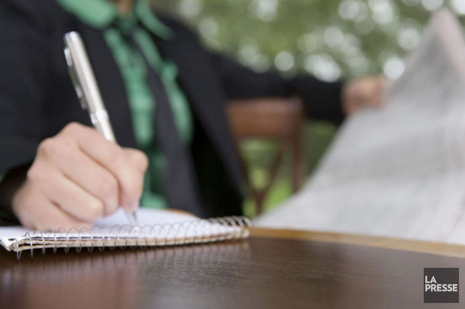 La rédaction d'un testament constitue habituellement la dernière... (Photo Archives La Presse)