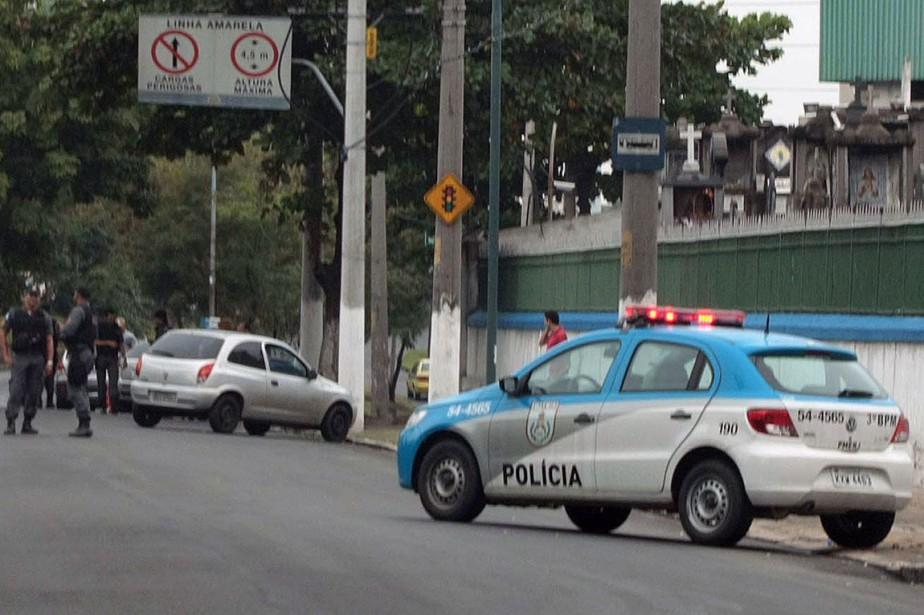 Au Brésil,50 806 personnes ont été tuées en... (Photo Archives AFP)