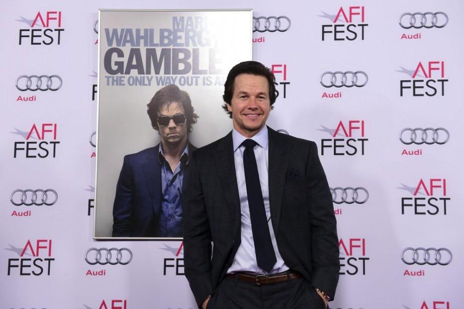 Mark Wahlberg à la première mondiale du film... (Photo: AFP)