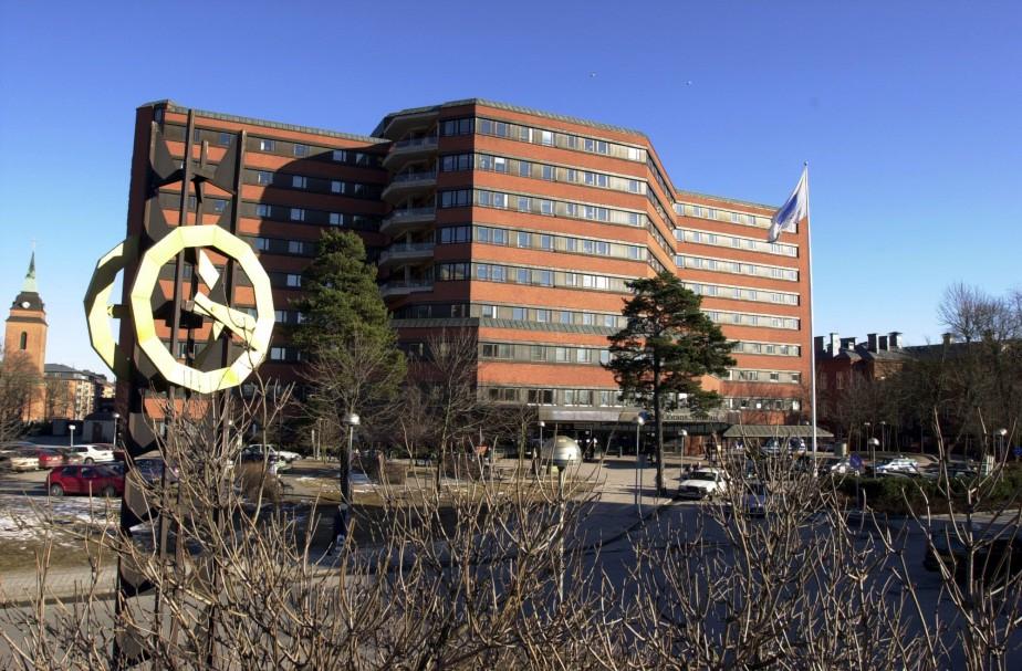 Malgré la présence de l'Hôpital Saint-Gorans, un établissement... (Photo archives Associated Press)