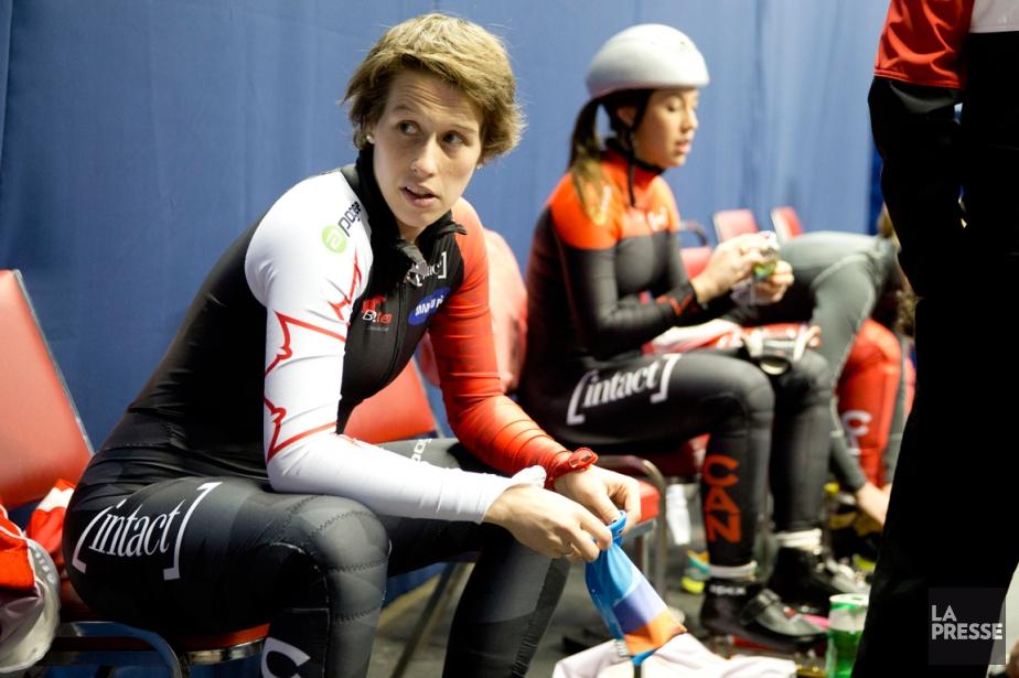 Marianne St-Gelais participera à la Coupe du monde... (Photo François Roy, La Presse)