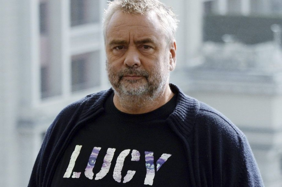 Luc Besson... (PHOTO ARCHIVES AFP)
