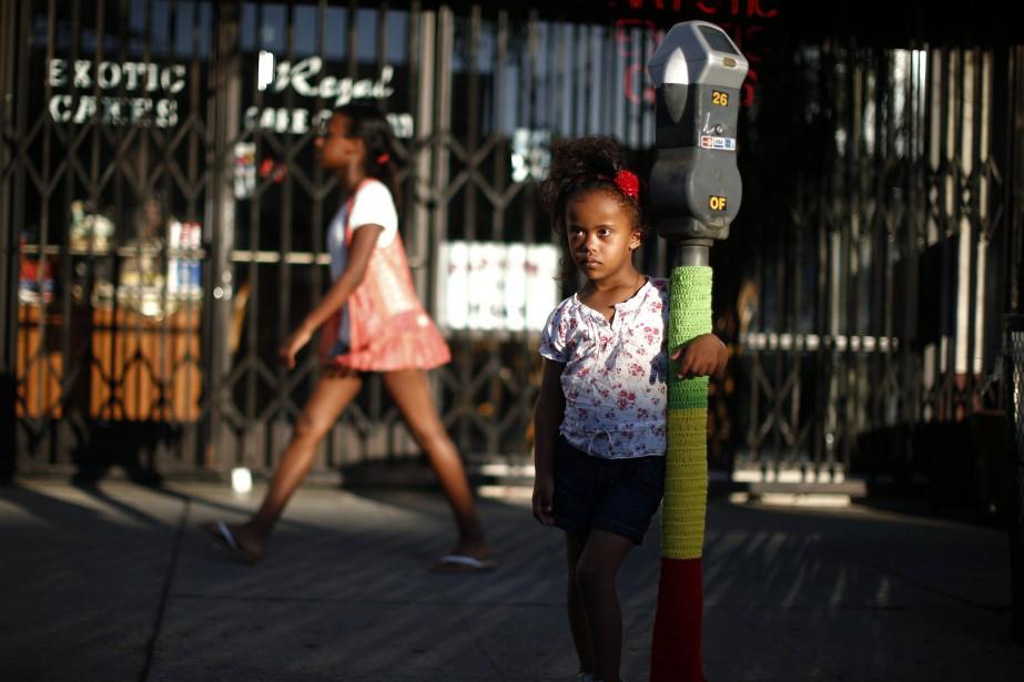 Au total, environ 11,7 millions de sans-papiers vivent... (Photo LUCY NICHOLSON, Reuters)