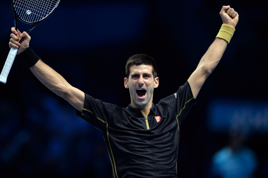 Novak Djokovic... (Photo Glyn Kirk, AFP)