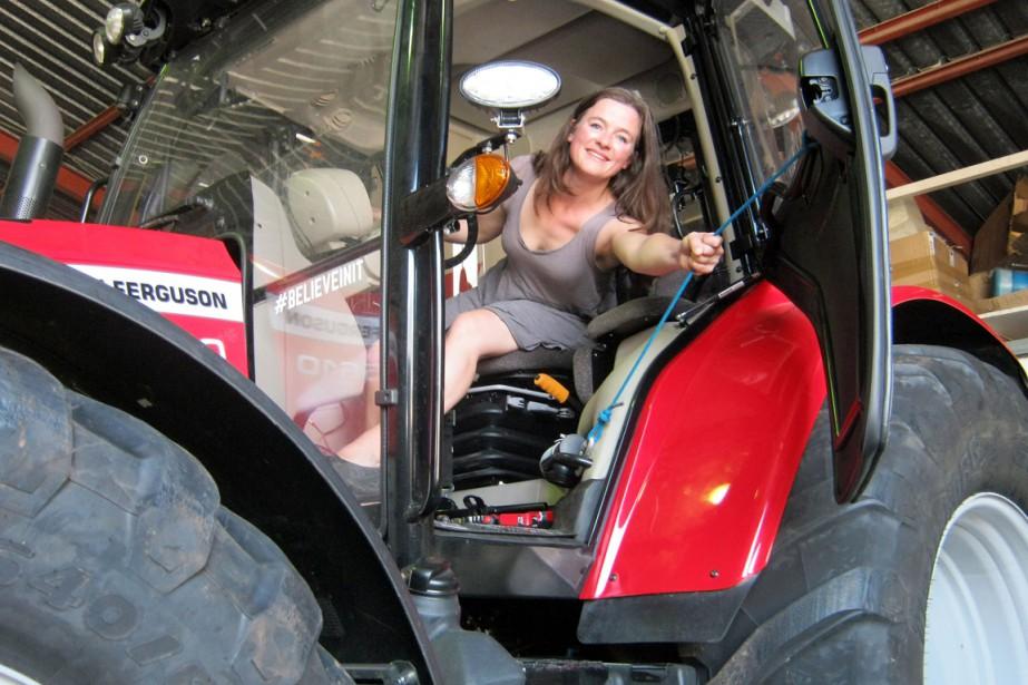 En Tracteur Jusqu Au P 244 Le Sud Lawrence Bartlett Insolite