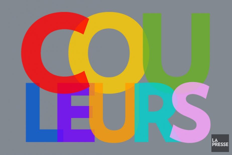 «Osez la couleur! Vous verrez, ça vous fera du bien... (INFOGRAPHIE LA PRESSE)