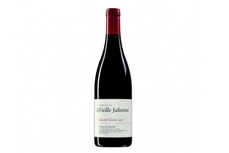 Ce très beau Côtes du Rhône rouge, du niveau des... (PHOTO FOURNIE PAR LA SAQ)