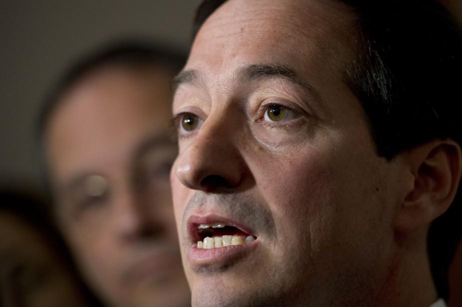 Le chef intérimaire du PQ, Stéphane Bédard... (Photo Jacques Boissinot, archives La Presse Canadienne)