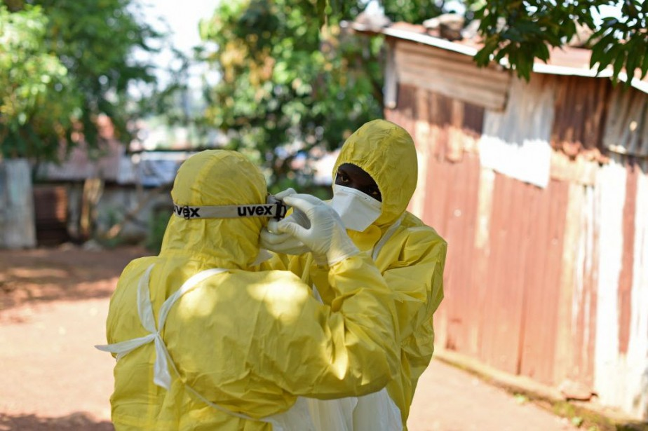 Selon le dernier bilan de l'Organisation mondiale de... (PHOTO FRANCISCO LEONG, AFP)
