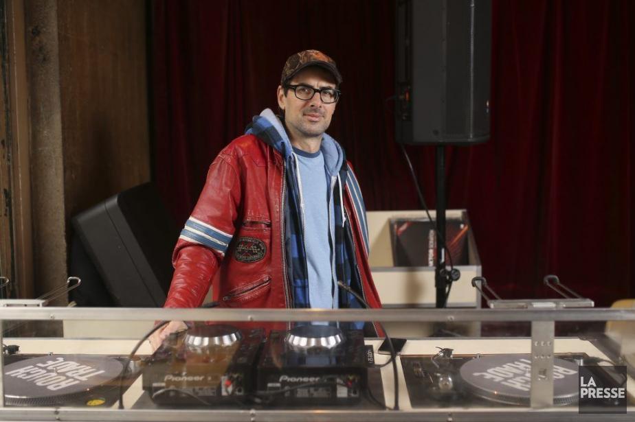Maxime Morin est un multi-instrumentiste, mieux connu pour... (Photo Martin Chamberland, La Presse)