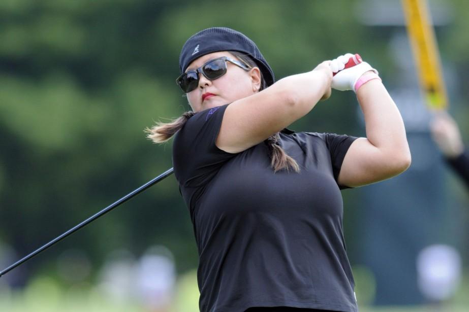 Christina Kim... (Photo Mark Konezny, USA Today Sports)