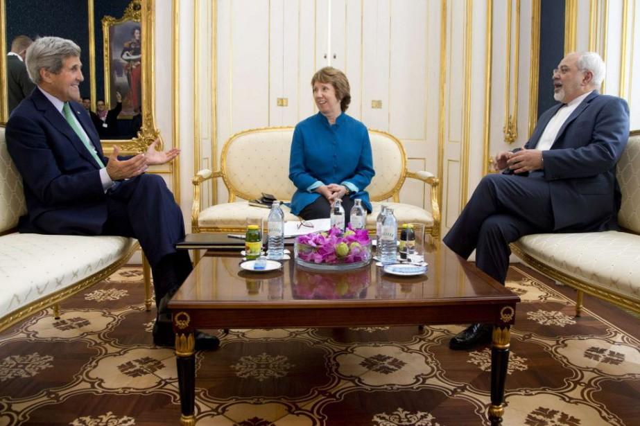 La négociation a été menée tout au long... (PHOTO Carolyn Kaster, ARCHIVES REUTERS)