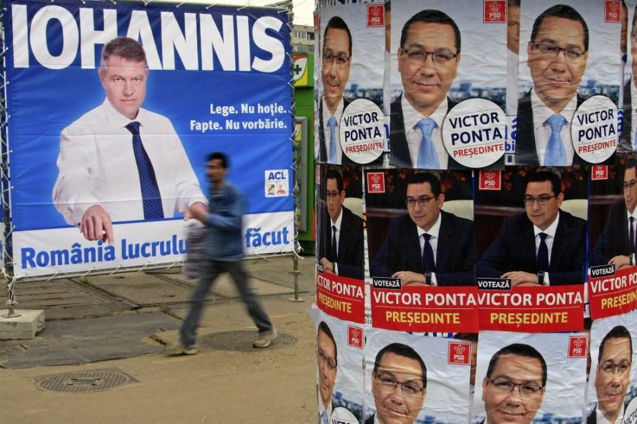 Tout semble jouer en faveur de M. Ponta:... (PHOTO RADU SIGHETI, AFP)