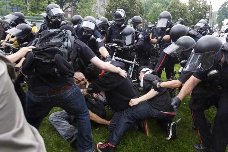 Des groupes de défense des libertés civiles ont... (Photo archives La Presse Canadienne)