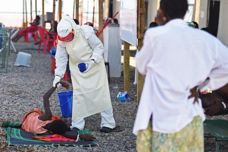 La Guinée - d'où est partie la flambée... (Photo FRANCISCO LEONG, AFP)