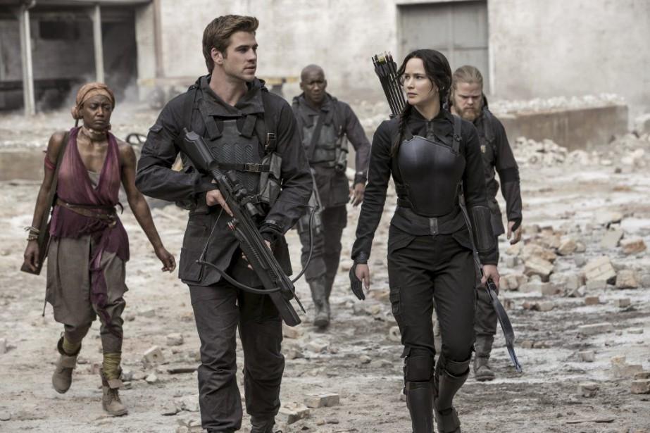 The Hunger Games: Mockingjay - Part 1... (Photo: fournie par Lionsgate/Séville)