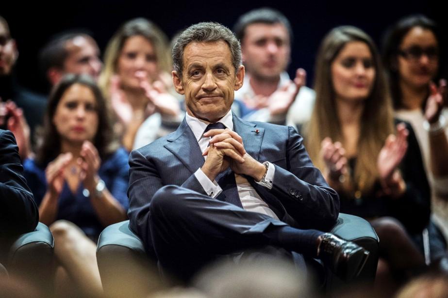 En campagne pour reprendre dans deux semaines la... (PHOTO JEFF PACHOUD, ARCHIVES AFP)