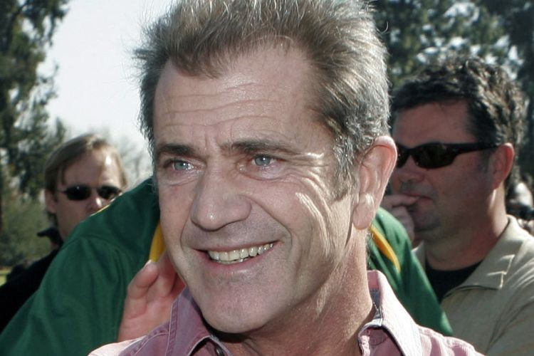 Mel Gibson... (Photo: archives AP)