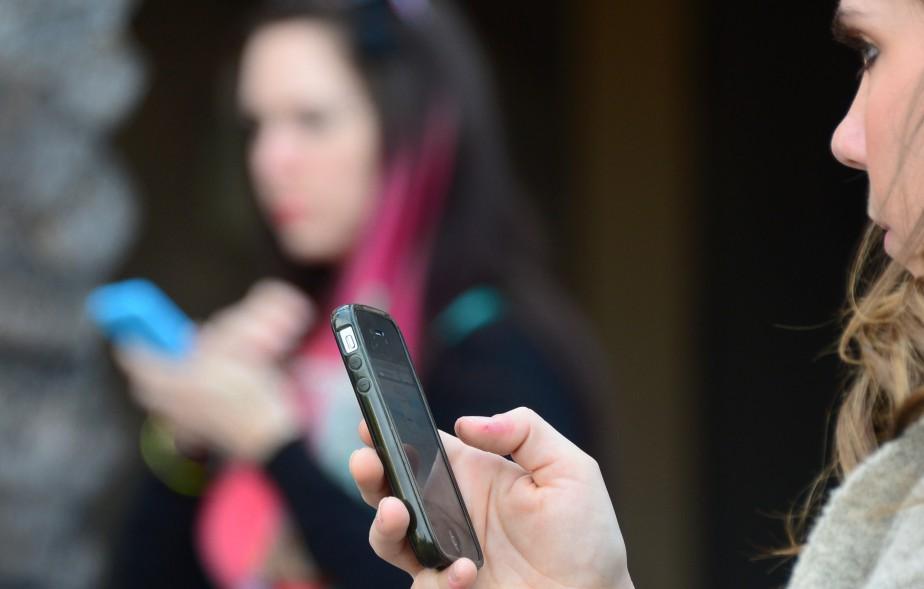 Des milliers de bornes WiFi gratuites... (Photo FREDERIC J. BROWN, AFP)
