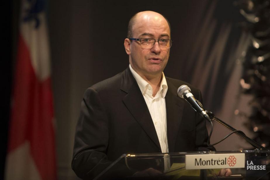 Le Grand Prix du livre de Montréal qu'a... (Photo: Robert Skinner, La Presse)