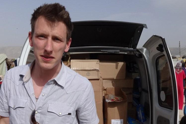 Le travailleur humanitaire Peter Kassig était le cinquième... (Archives AP)