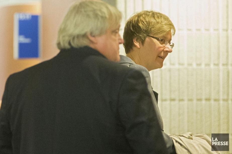 Le ministre de la Santé, Gaétan Barrette, et... (PHOTO ARCHIVES LA PRESSE)