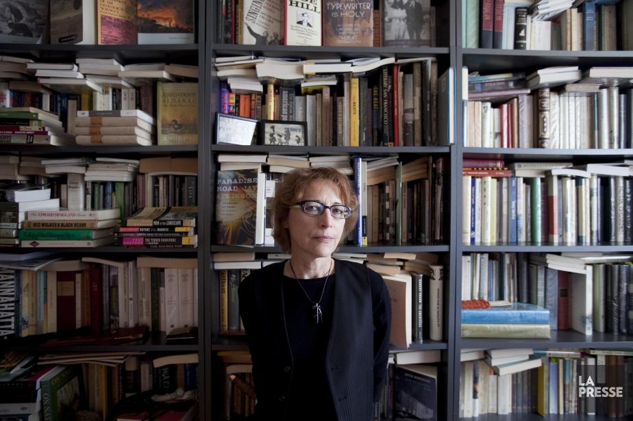 La romancière Andrée A. Michaud s'est attiré des... (Photo: Marco Campanozzi, archives La Presse)