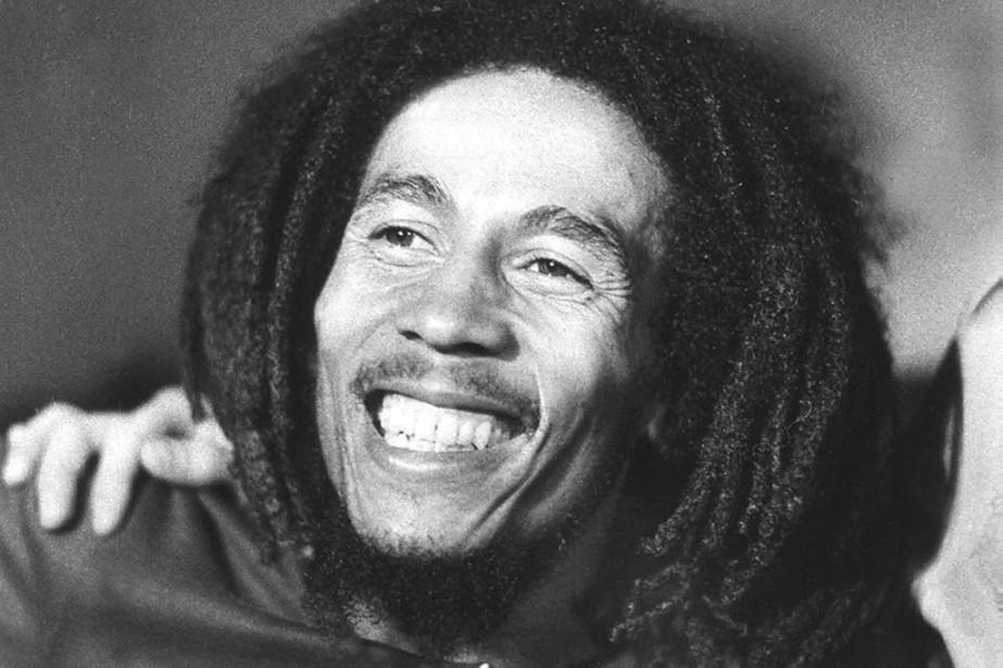 Bob Marley en 1976.... (Photo: archives AFP)