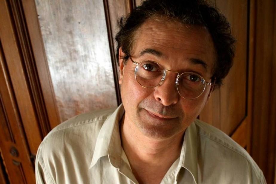 Normand Baillargeon... (Photo: fournie par le Salon du livre)