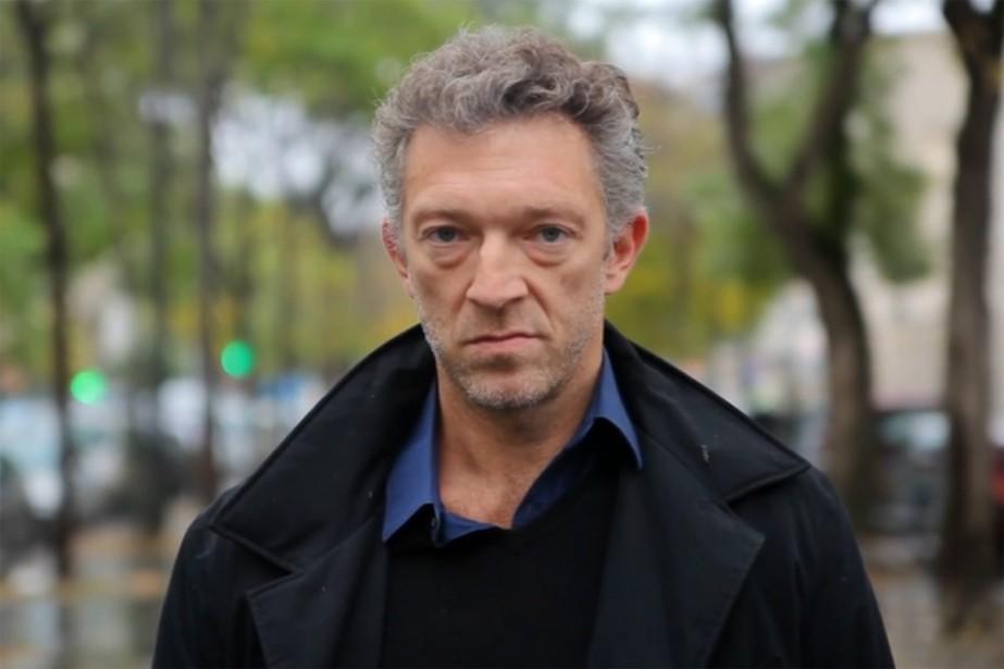 L'acteur français Vincent Cassel... (Image: tirée de YouTube)